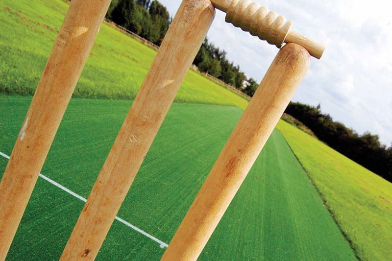 Artificial Cricket Pitch