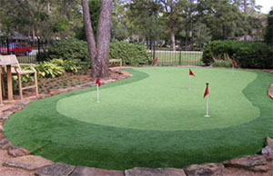 Synthetic Putting Greens Fake Gr And Astro Turf